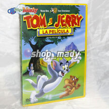 Tom and Jerry: The Movie - Tom y Jerry la Película ESPAÑOL LATINO Region 1 Y 4