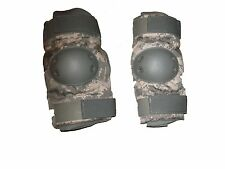 NEW US ARMY MILITARY SURPLUS BIJANS ACU DIGITAL CAMO TACTICAL ELBOW PADS LARGE