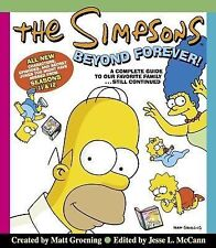 The Simpsons Episode Guides: The Simpsons Beyond Forever! : A Complete Guide to