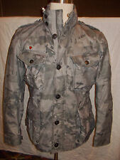 NEW! Men's STRELLSON Camouflage Ranger Jacket! Size 38R. $498.00 Tag