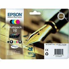 ORIGINALE MULTIPACK C13T16264010-EPSON WORKFORCE WF-2010W WF-2510WF WF-2520