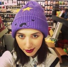 Adventure Time Lumpy Space Princess Purple Beanie Hat Cap Cute Cosplay