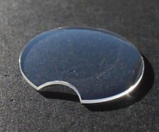 """Clark"" Sapphire replacement Crystal for Cartier Ballon Bleu 25.4 mm"