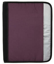 NEW Gemline PADFOLIO for iPad - ereaders and tablets -  PLUM PURPLE