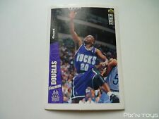 Stickers UPPER DECK Collector's choice 1996 - 1997 NBA Basketball N°136