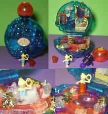 Polly Pocket Mini ♥ Blubber Badedose ♥ Bubbly Bath ♥ 100% Komplett ♥ 1996 ♥