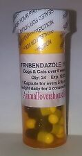 6 WAY Dewormer Medication for Dogs, Puppies, Cats & Kittens, 12 Capsules