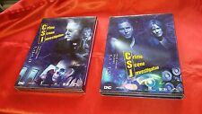 film in DVD - CSI. Crime Scene Investigation. (stag 1 COMPLETA 2 cofanetti 6 dvd