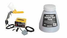 Powder Coating Gun Paint System ~ Painting Sprayer Auto Body Car Parts Coat Tool