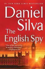 The English Spy (Gabriel Allon), Silva, Daniel, Acceptable Book