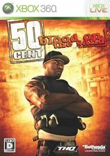 Used Xbox360 50 Cent: Blood on the Sand Japan Import