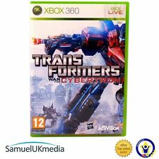 TRANSFORMERS: WAR for Cybertron (Xbox 360) ** in un nuovissimo caso! **