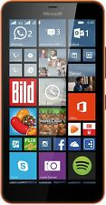 Nokia Microsoft Lumia 640 XL Dual-SIM (orange)