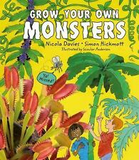 Grow Your Own Monsters-ExLibrary