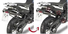 GIVI Monokey maletines laterales PLR5103 extraíbles BMW F 800 GS 08-15