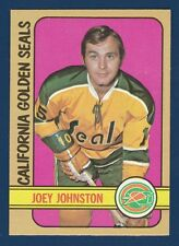 JOEY JOHNSTON 72-73 TOPPS 1972-73 NO 48 NRMINT+