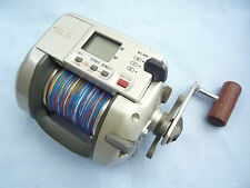 Shimano SLS Dendou Maru TM 3000 electric fishing reel Great NO CABLE  #6