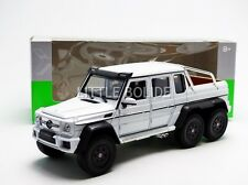 Welly 1/24 mercedes-benz G63 6x6 amg 24061W