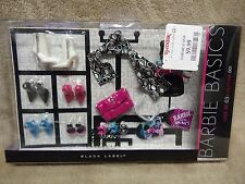 Barbie Basics Black Label Accessories Pack Look #03 Collection 001