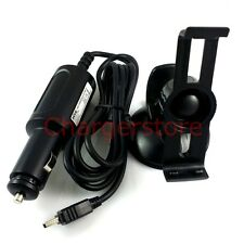 Original Mitac car charger/mount holder for Garmin Nuvi GPS 1200 1210 1240 1300