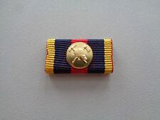 (A17-THW10) Ordensspange Bandspange DDR Feuerwehr für treue Dienste