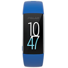 Polar A360 Activity Tracker And Fitness Watch Blue Size Medium
