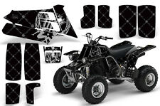 AMR Racing Yamaha Banshee 350 Decal Graphic Kit ATV Quad Wrap  87-05 RELOAD SLVR