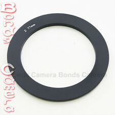 "Tianya TY holder ring 77mm for Cokin Z Hitech Singh-Ray 4X4"" 4X5.65 4x5 filter"
