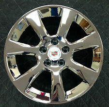 "SET OF 4 CADILLAC 17"" ATS CHROME PVD WHEELS EXCHANGE SALE 4702"