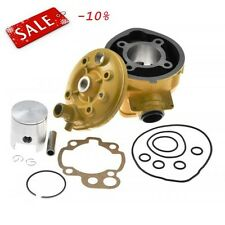 SALE -10% NEW BARREL CYLINDER KIT 70cc  + HEAD PEUGEOT XPS 50 AM6