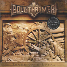Bolt Thrower - Those Once Loyal (Vinyl LP - 2005 - UK - Reissue)