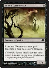 4x Anima Tormentata - Tormented Soul MTG MAGIC Planechase Ita
