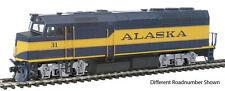 Walthers-EMD F40PH - Standard DC -- Alaska Railroad #32 - HO