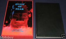 1 of 26 Leather Bound Lettered copies Feast of Fear Conversations Stephen King