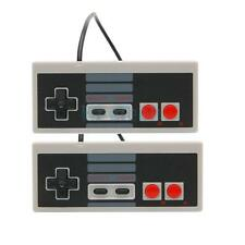 Lot2 Wired Classic Game Controller/Gamepad for Nintendo NES 8 BIT System PC