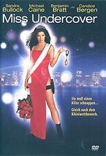 Miss Undercover ( Action-Komödie ) mit Sandra Bullock, Michael Caine, Benjamin B