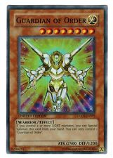 Super Rare Guardian of Order LODT ENSP1 Sneak Peek Promo Yugioh card