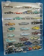 Wall Mount Diecast Car Display Case 1:43 Scale 36/43