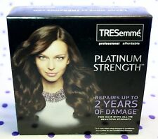 TRESemmé PLATINUM STRENGTH Shampoo & Conditioner 1 oz Travel Sample Size Set