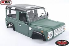 1/10 Land Rover Defender D90 Limited Edition Painted GREEN Body RC4WD Z-B0062