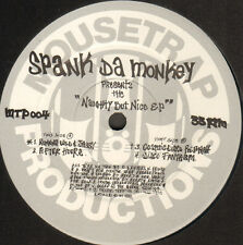 SPANK DA MONKEY - Naughty But Nice EP - mousetrap