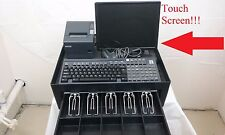 Portable Touch Screen Full Cash Register Point Of Sale POS with Basic Software