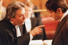 ALAIN DELON   MAXIME LEROUX   UN CRIME    1993 VINTAGE PHOTO ORIGINAL
