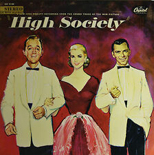 "OST - HIGH SOCIETY - COLE PORTER - LOUIS ARMSTRONG  12""  LP (Q943)"