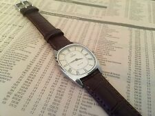 OMEGA DE VILLE VINTAGE WATCH LEATHER STRAP CAL 625 VERY SMART MENS LADIES UNISEX
