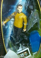 STAR TREK PIKE ACTION FIGURE USS ENTERPRISE Starfleet Laser Phaser Utility Belt