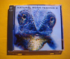 Nova Zembla - NZ 042 DCD - (2xCD) - Natural Born Techno 2 - Techno, Experimental