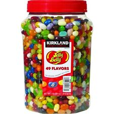 Jelly Belly Bean Multiple Candy 4 lb Tub 49 Flavor Bulk Beans Bellies Free Ship