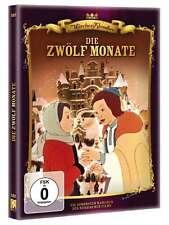 DIE 12 ZWÖLF MONATE russische Märchen Klassiker DIGITAL ÜBERARBEITET DVD Schuber