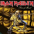 IRON MAIDEN - PIECE OF MIND VINYL LP NEW+